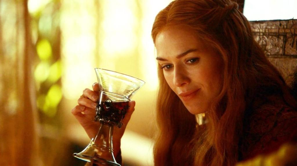 Королева Серсея (Лена Хиди)