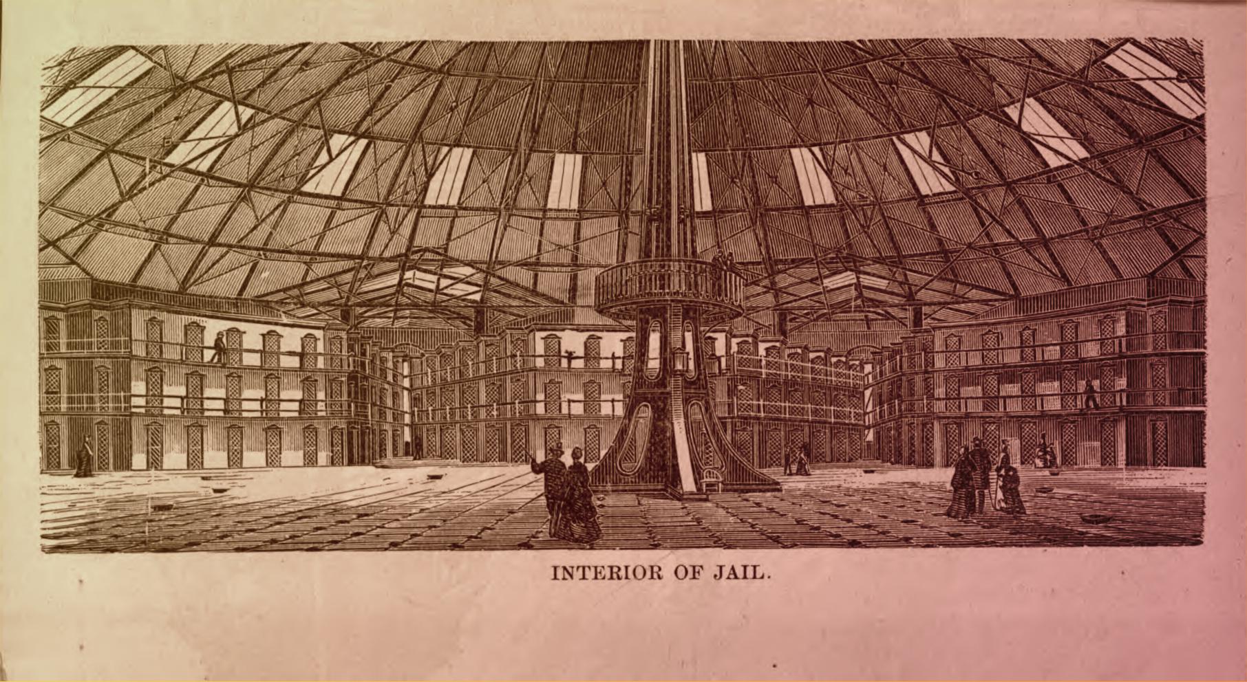 Городская тюрьма Сент-Луиса располагалась в здании суда