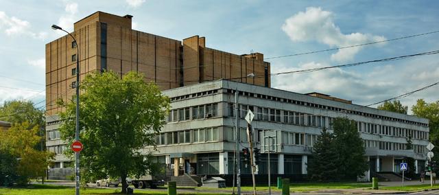 Здание РГВА